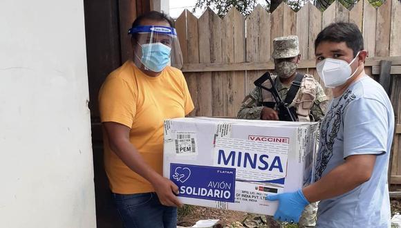 El Gore Madre de Dios reportó un promedio de tres fallecidos diarios por COVID-19; además, la mayoría de estos son casos de la variante brasileña. (Foto: Difusión)