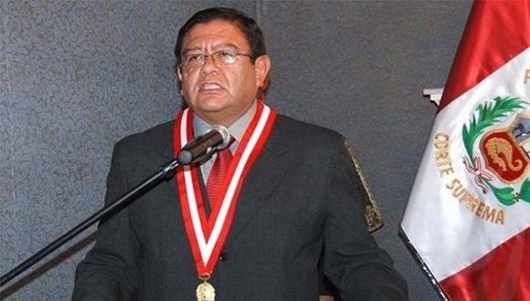Juez Jorge Salas Arenas fue elegido nuevo presidente del Jurado Nacional de Elecciones