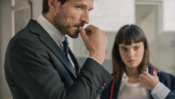 """Andrés Velencoso ha dado vida al empresario Armando en """"Élite"""". Foto: Netflix."""