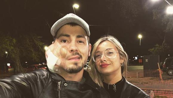 Sebastián Amurin D'amico y Naty Belmonte llevan 4 meses juntos. Aquí te narramos la historia de amor de ambos. (Foto: sebastian_alejandrook / Instagram)