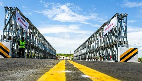 El plan busca tener infraestructura de calidad para el país.
