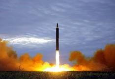 El último ensayo norcoreano fue 16 veces más fuerte que la bomba de Hiroshima