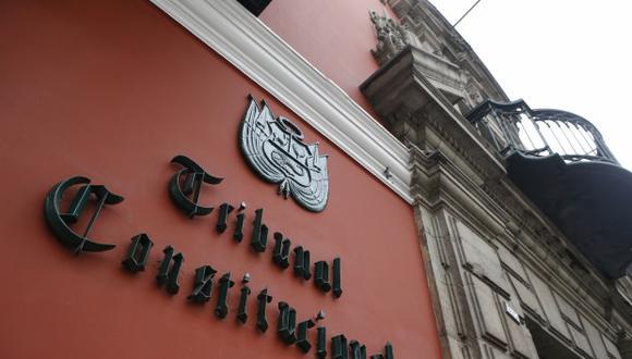 El Congreso convocó para el próximo lunes 30 de setiembre a sesión para elegir a los nuevos miembros del TC. (Foto: GEC).