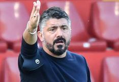 """""""Es más importante que San Gennaro"""": Gattuso destaca el significado de Maradona en Napoli"""