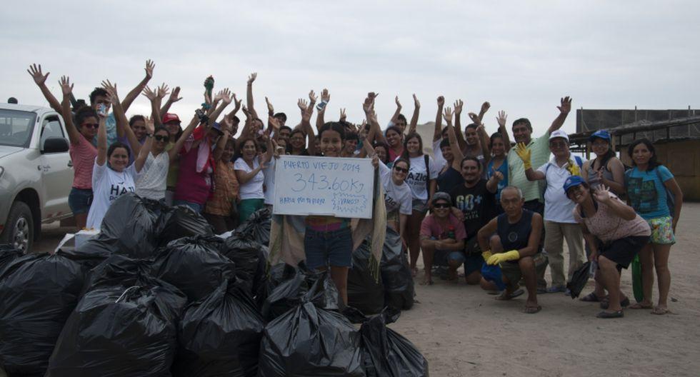 Campaña HAZla: 343 kilos menos de basura en Puerto Viejo - 2