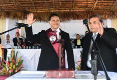 Coronavirus en Perú: gobernador regional de Loreto recibe tratamiento para COVID-19