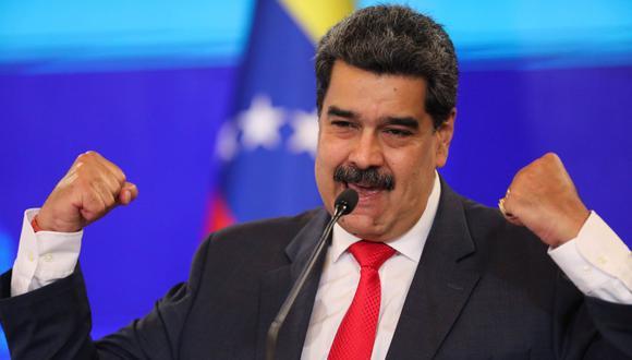 Donald Trump buscó contactos con funcionarios venezolanos al inicio de su mandato, dijo el martes el presidente Nicolás Maduro. (REUTERS/Manaure Quintero).