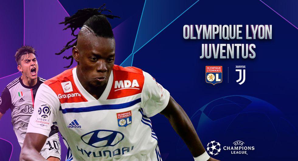 Aquí, Juventus vs. Lyon en vivo online: el cuadro francés recibirá en el Parc OL al elenco de Turín por la ida de los octavos de final de la Champions League. (Composición)