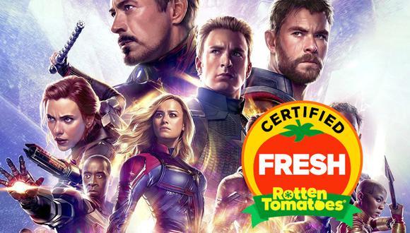 Avengers Endgame cierra la 'saga del infinito' de Marvel Studios. | Marvel