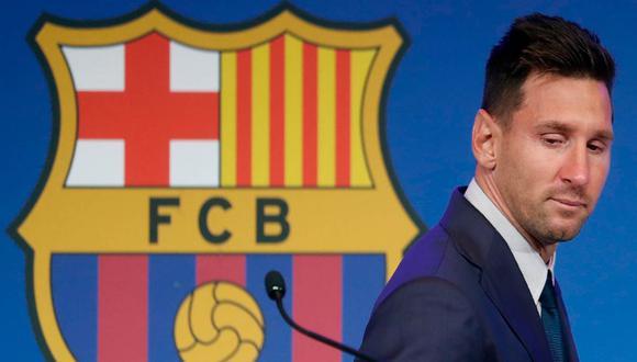 Lionel Messi es nuevo jugador del París Saint-Germain. (Foto: EFE)