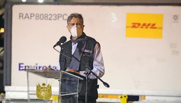 El presidente Francisco Sagasti recordó que desde el Gobierno se han emitido diversos dispositivos para garantizar su neutralidad electoral. (Foto: Andina)