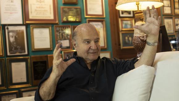 Hernando de Soto acortó su periodo de dudas y anunció que votará por Keiko. (Foto: Archivo/ GEC)