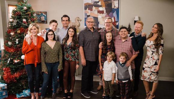 """""""Modern Family"""" se despedirá de todos sus fanáticos en su temporada número 11.  (Foto: Facebook)"""