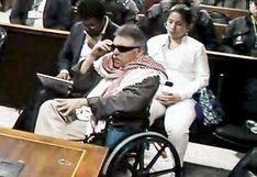 Ex jefe de las FARC Jesús Santrich se presenta ante la justicia de Colombia