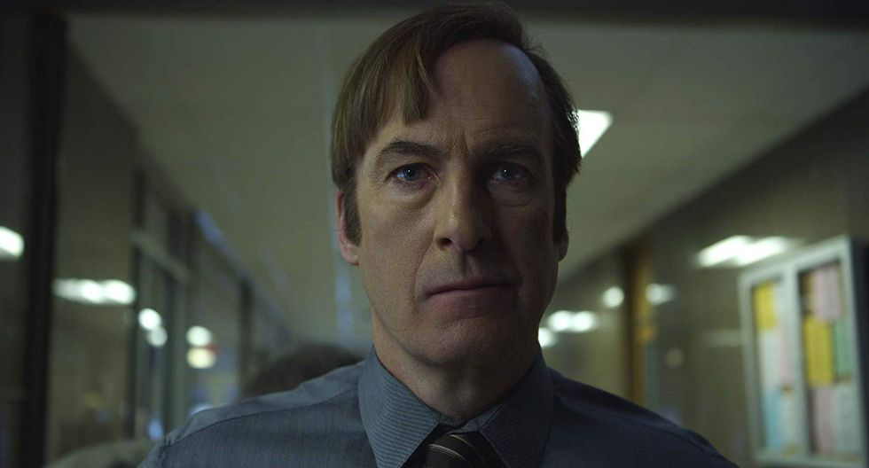 """Escena de la cuarta temporada de """"Better Call Saul"""" (Foto: AMC)"""