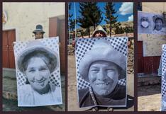 Una exposición fotográfica retrata a los descendientes de Túpac Amaru II y Micaela Bastidas en Cusco