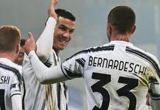 Juventus campeón de la Supercopa de Italia con goles de Cristiano y Morata