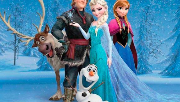 """Disney anunció el viernes que """"Frozen 2"""" estará disponible en su servicio de transmisión tres meses antes de lo previsto. (Disney+)"""