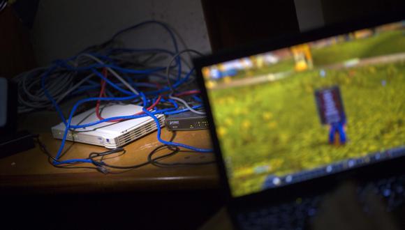Jóvenes cubanos construyeron una red que conectó computadores