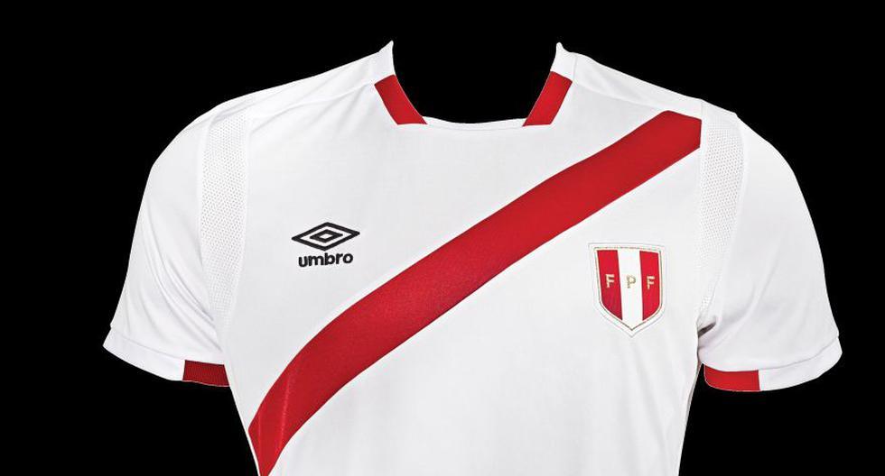 Selección: la nueva camiseta que usará Perú en la Copa Améri