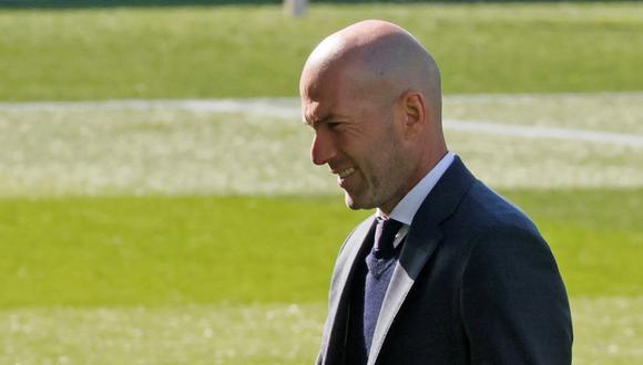 Zinedine Zidane tiene la aprobación del actual entrenador de la selección francesa, Didier Deschamps. (Foto: EFE)