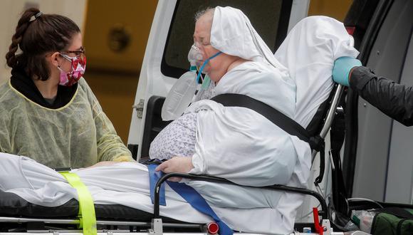 Coronavirus USA | Ultimas noticias | Último minuto: reporte de infectados y muertos lunes 27 de abril del 2020 | Covid-19 | (Foto: REUTERS / Brendan McDermid).