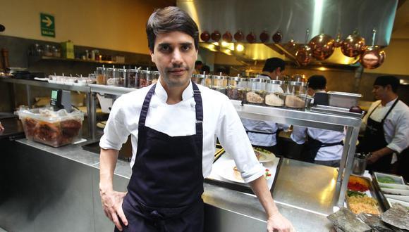 El chef peruano vuelve a tener un reconocimiento por su trabajo como cocinero. (Foto: GEC)