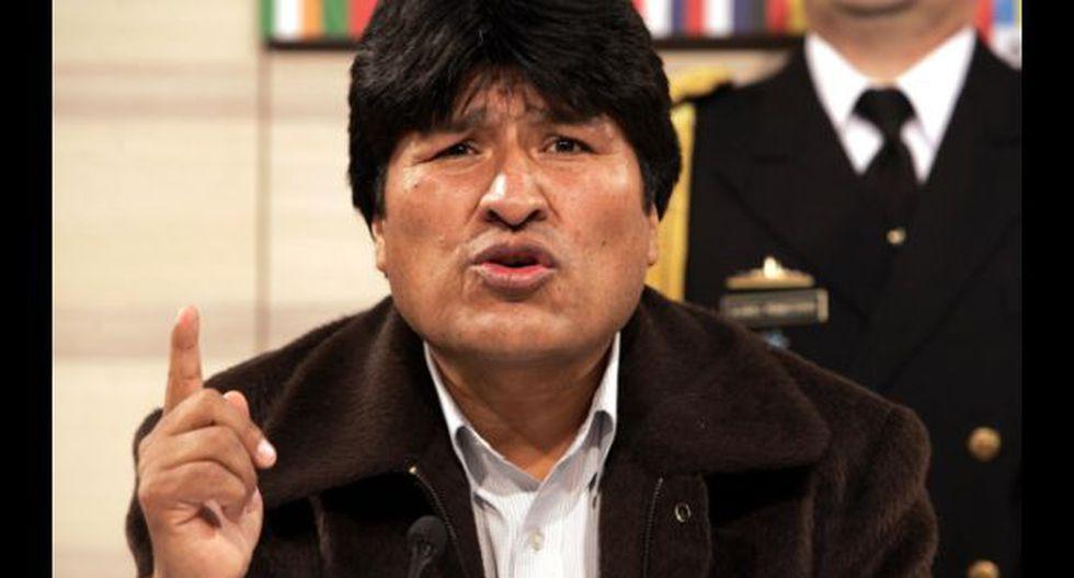 """Evo Morales: """"Está prohibido hablar de mi cumpleaños"""""""
