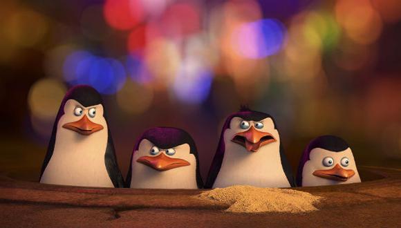 """Mira el tráiler de """"Los pingüinos de Madagascar"""""""