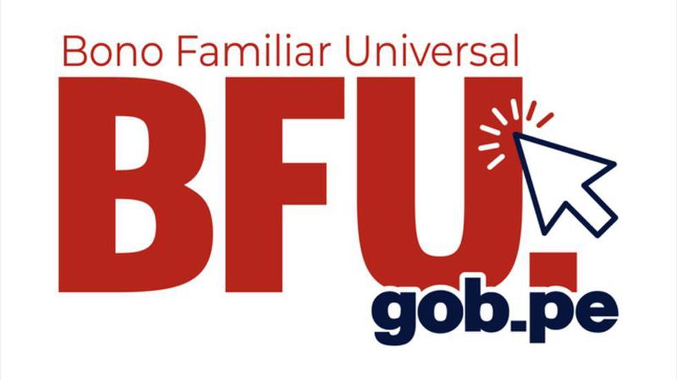 La entrega del segundo Bono Familiar Universal se hace desde una nueva plataforma web.