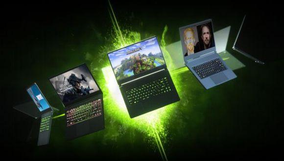 La venta de laptops ha caído en la cuarentena, pero se espera reflotar la categoría cuando se concrete la venta online (Foto: Nvidia)