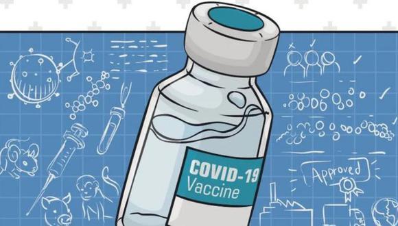 Los expertos confían en que habrá una vacuna a principios del próximo año. (GETTY IMAGES)
