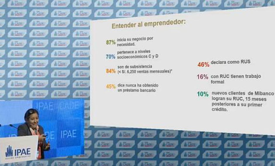 """""""El rol de las microfinancieras es crear espirales de progreso"""""""