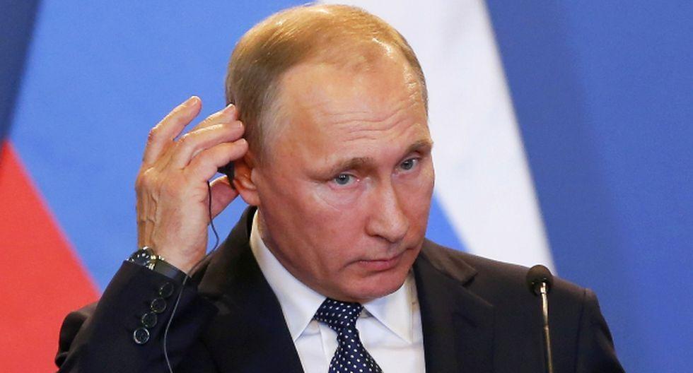"""Rusia exige disculpas de Fox por llamar """"asesino"""" a Putin"""