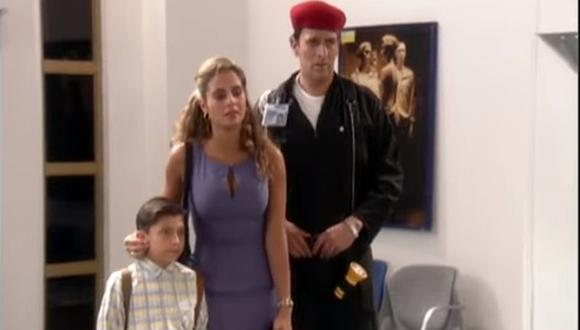 """Jimmy fue interpretado por Iván Piñeros. Cuando dio vida al hijo de Aura María, tenía alrededor de 10 años (Foto: """"Yo soy Betty, la fea""""/ RCN)"""