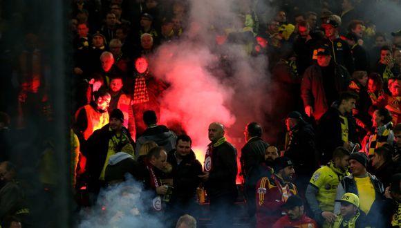 Borussia Dortmund y Galatasaray serán investigados por UEFA