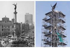 El vuelo del Ángel: el enigmático monumento que sobrevivió a robos y guerras y hoy cobra un nuevo brillo