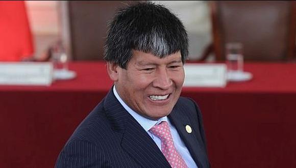 Contraloría presenta nueva denuncia contra Wilfredo Oscorima