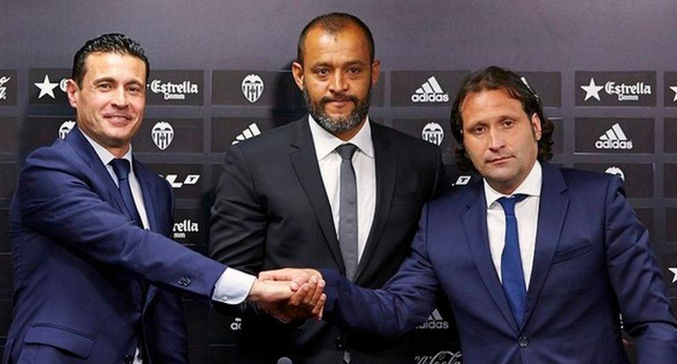 Valencia de España tiene nuevo técnico: el portugués Nuno - 1
