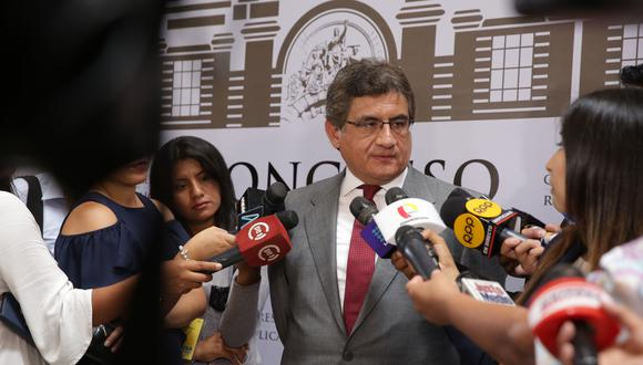 Juan Sheput (Foto: Congreso)