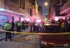 Niño murió atropellado por camión en una calle del Cercado de Lima