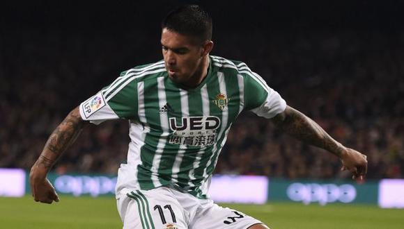 """Medio español: """"Betis no podrá igualar esta oferta por Vargas"""""""