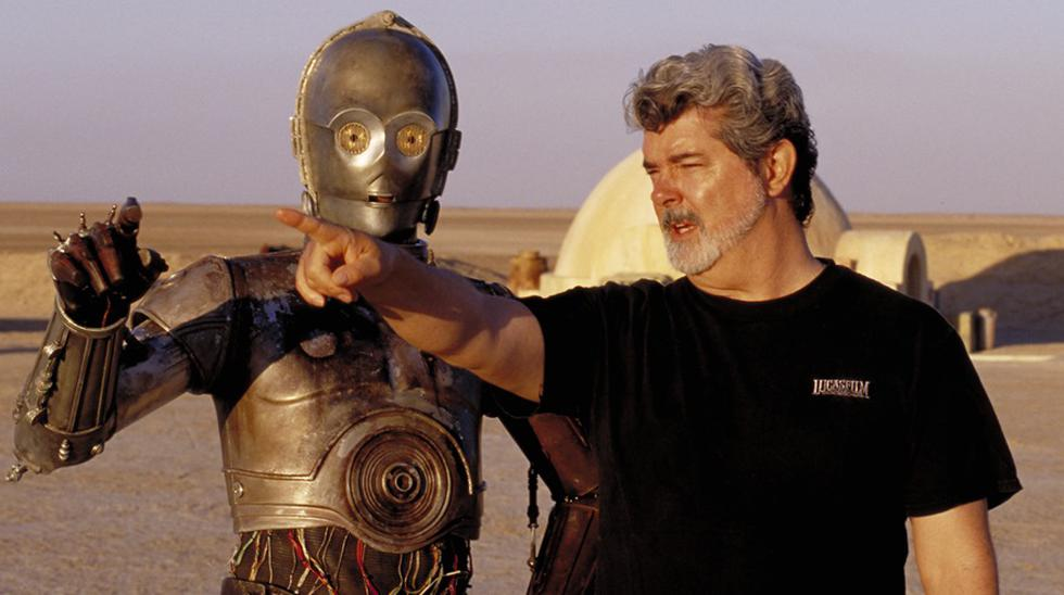 George Lucas: el hombre detrás de Star Wars cumple años [FOTOS] - 1