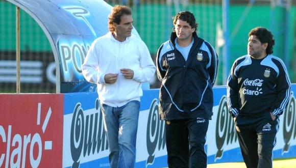 Óscar Ruggeri se pronuncia sobre situación de Diego Maradona (Foto: La Voz)