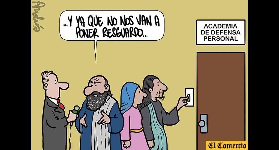 Publicado el 21/02/2020 en El Comercio.
