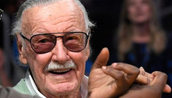 Stan Lee demandado por presunta agresión sexual. (Foto: Agencia AP)