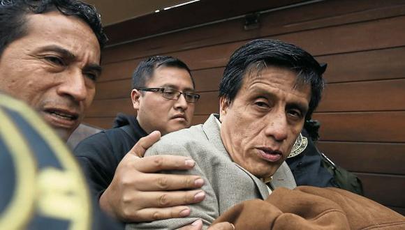 La empresa de Antonio Camayo, quien se encuentra detenido, no ha respondido a la solicitud del OSCE por la falsificación de documento. (Foto: Hugo Pérez)