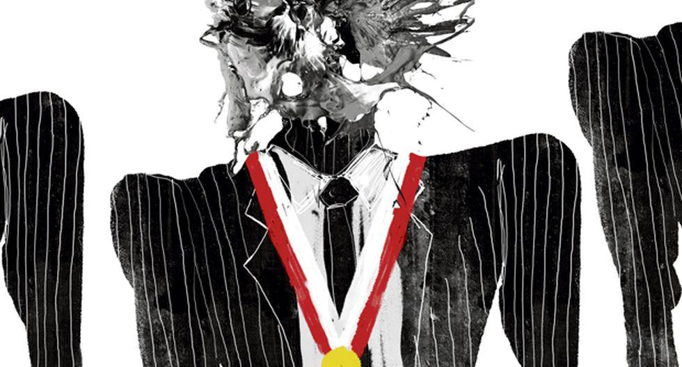 """""""La apatía y el cinismo nos han llevado a una peligrosa disminución en el interés y la participación ciudadana en la política formal"""".(Ilustración: Giovanni Tazza)"""