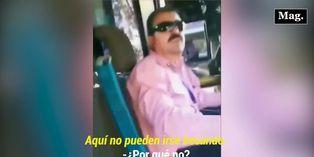 Chofer baja a pareja gay de autobús: no pueden irse besando
