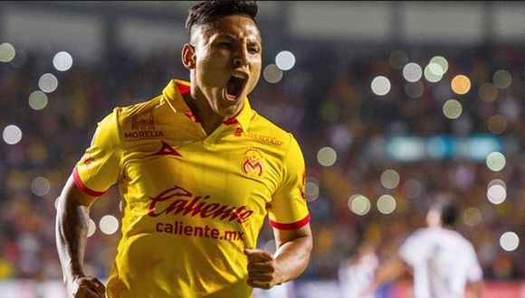Con Ruidíaz y Polo: Morelia cayó 2-0 ante América en Liga MX